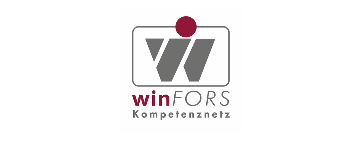 Logo winFORS - Kompetenzplattform, Networking, Verein